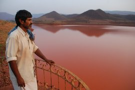 Living Under a Red Cloud in Bellary