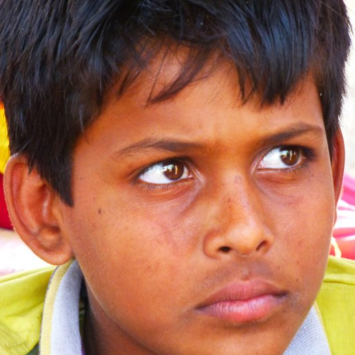 KIRAN BHARAT HATKAR is a Student; belongs to a nomadic tribe from Naigavhan, Phulambri, Aurangabad, Maharashtra