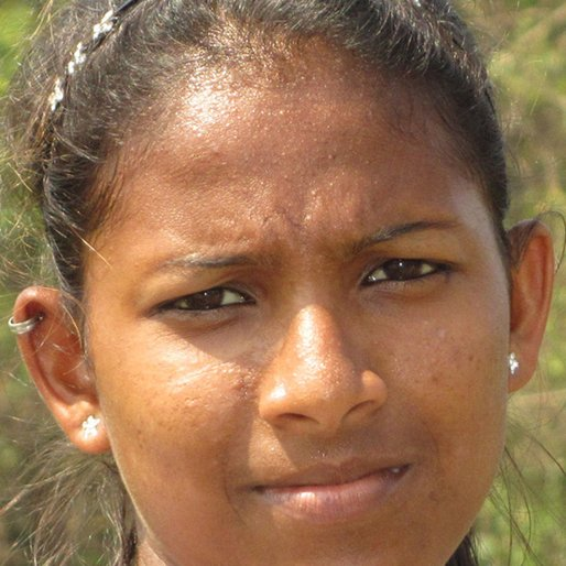 NATHALINA DIAS is a College student; works on her family's small farm from Curtorim, Salcette, South Goa, Goa