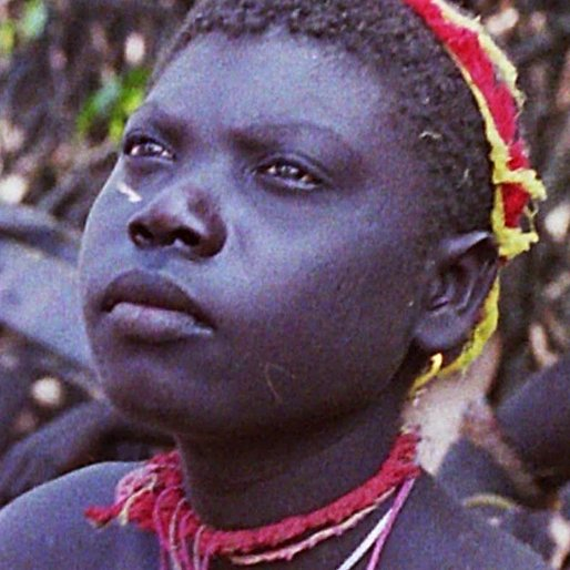 OHAME is a Hunter-gatherer from Jarawa Tribal Reserve, South Andaman, Andaman and Nicobar Islands