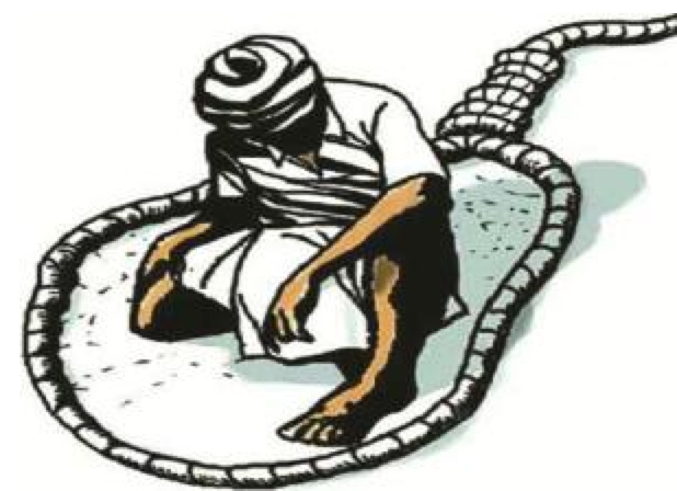 పులిగడ్డలో కౌలు రైతు ఆత్మహత్య …