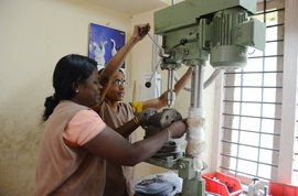 Kudumbashree's Micro Enterprise