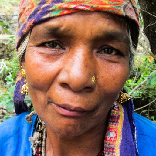 GORA DEVI is a Farmer from Chifaltara, Dharchula, Pithoragarh, Uttarakhand