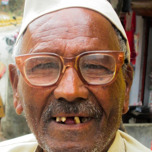 RAM SINGH is a Farmer from Billori, Bageshwar, Bageshwar, Uttarakhand