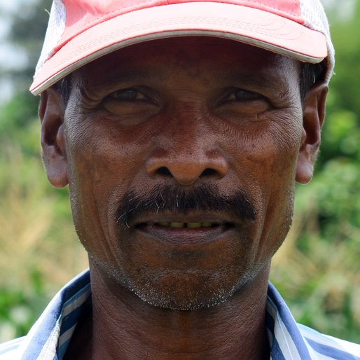 JAMES INDWAR ORAON is a Farmer from Purba Satali, Kalchini, Alipurduar, West Bengal