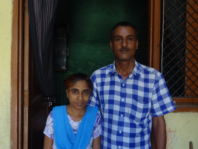 Vazir and Anju